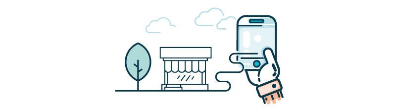 Retail: Skab synergi mellem online og offline shopping med SMS