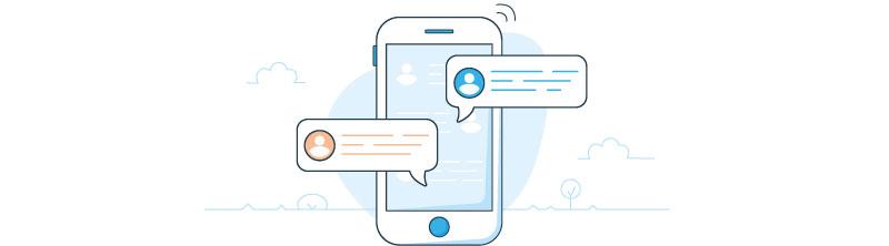 Reducer churn med SMS
