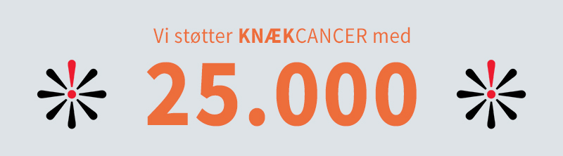 Lad os stå sammen om at knække cancer