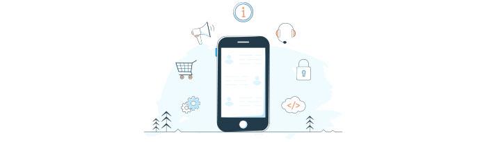 SMS tjenester & indholdstakserede tjenester